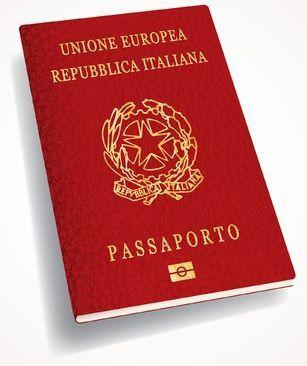 Passaporto italiano traduzione cittadinanza