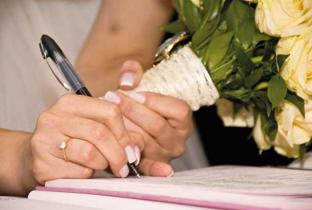 Traduzione in spagnolo per matrimonio in Cuba