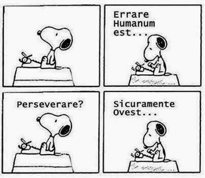 refuso: la revisione di una traduzione è imprescindibile